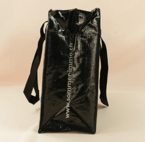 PP Woven Taschen individuell bedrucken lassen, Schweiz #4, Sommer, seitlich, 5009, 10478