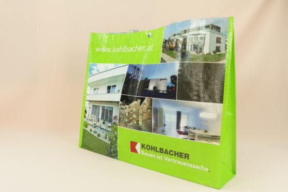 Kohlbacher 10468 vorne - Recycling hat den kleinsten ökologischen Fussabdruck.