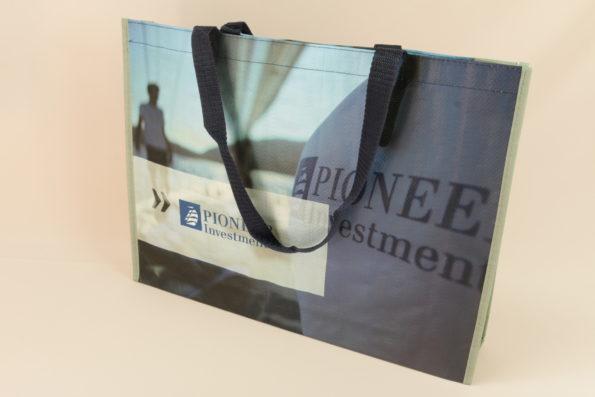 Pioneer Investment 10518 oben. Sortenrein. Die beste Voraussetzung heute für ein erfolgreiches Recycling.